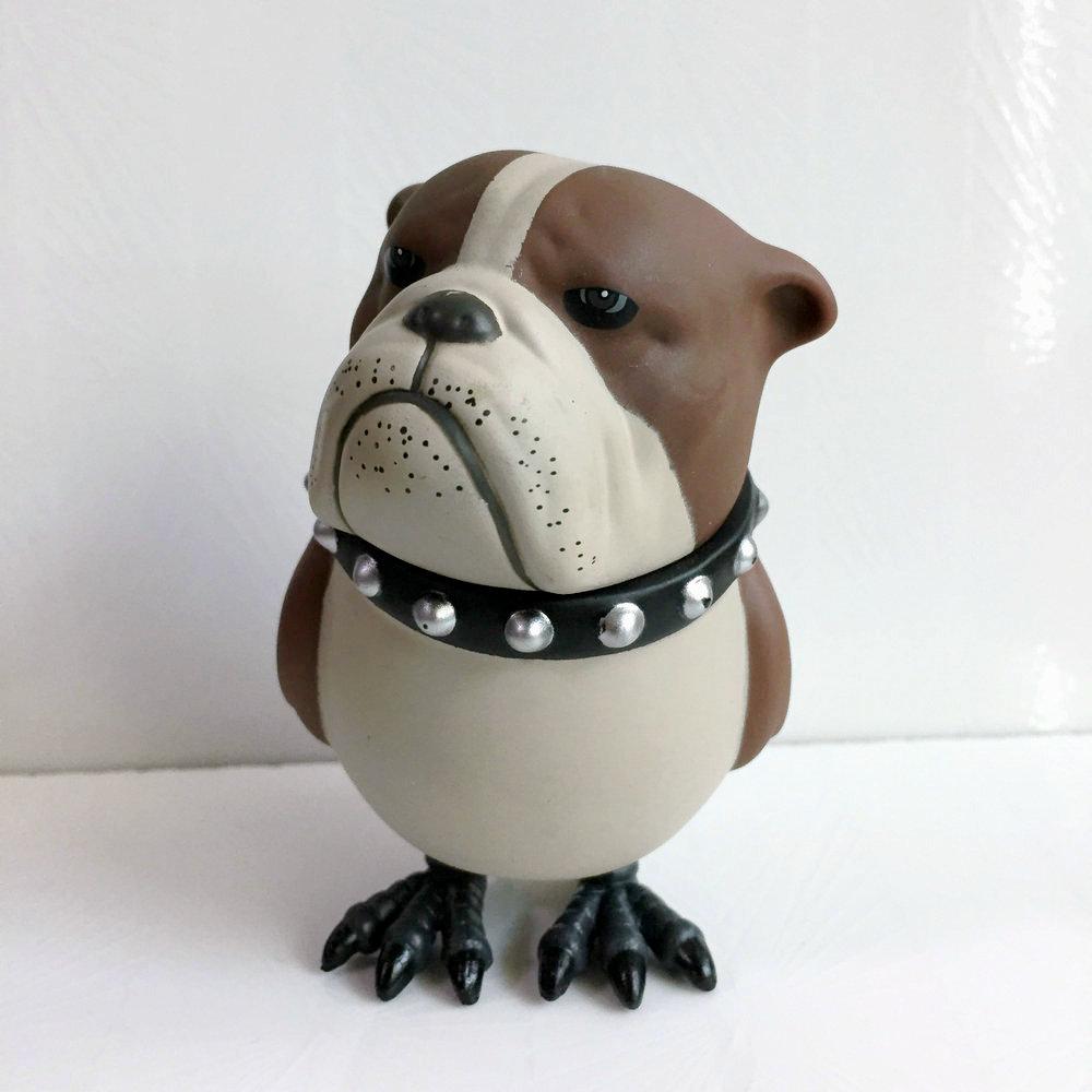 Cute Animal Cartoon  Dog Head Bird Body Action Figure Toy AB015