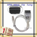 Multi-language SMPS MPPS V13.02 CAN Flasher Chip Tuning ECU Remap OBD2 Professional Cable Scan Tools,Free Shipping
