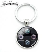 KC184 Geeky Spiel Keychain