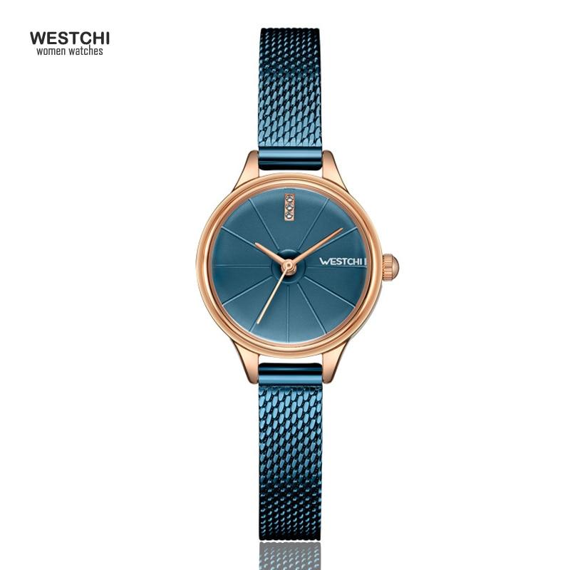 Luxury Rose Gold Watch Women Watches Stainless Steel Ladies Women's Dress Watch Women Luxury Female Clock Relogio Feminino 1