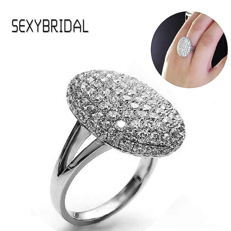 f653ce2a73 Fashion Twilight Saga Breaking Dawn Bella Rhinestone Rings Engagement  Wedding Ring For Woman BH