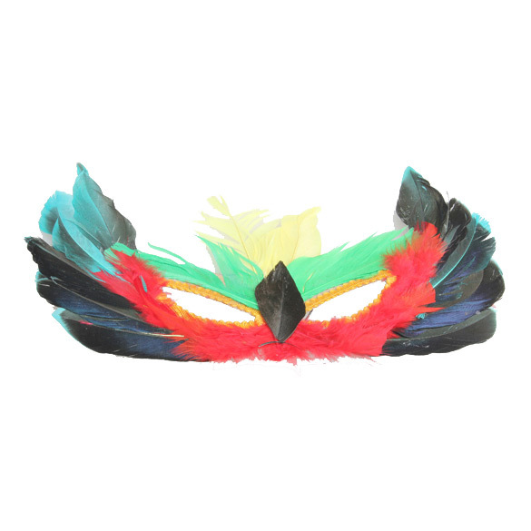 Colorful Dance Mask
