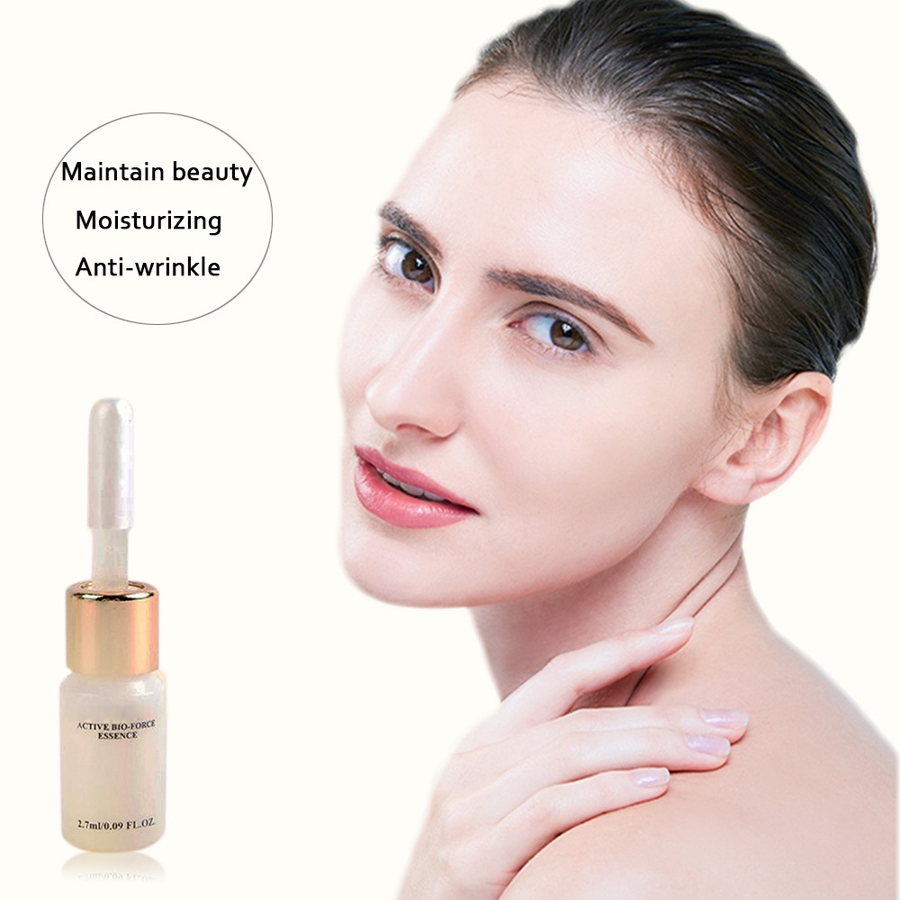 1 PCS face Essence Magic Anti Aging Anti Wrinkle Liquid Lift Face Cream Argireline Hyaluronic Acid Serum Skin care in Facial Self Tanners Bronzers from Beauty Health