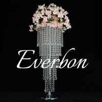 5pcs/lot, Wedding Centerpiece / Table Centerpiece, 31.4 Tall 11.8 Wide, 5 Tier, DHL/EMS Free Ship,Wedding / Home Decor