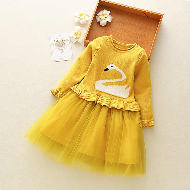 dd47d1b8162c Detail Feedback Questions about Little Girls Cute Dress Long Sleeve ...