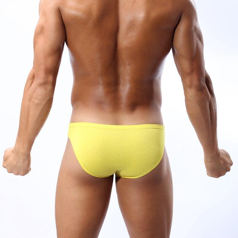 B1112 новый сексуальный режимных мужские трусы горячие моды трусики шорты мужские с низкой талией трусы белье brave person