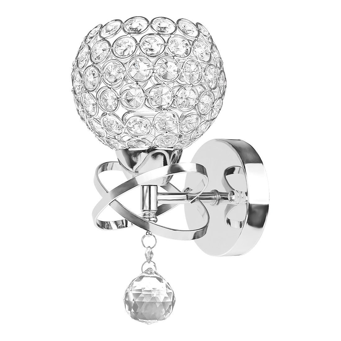 Wall Sconce Crystal Wall Light Simple And Creative Warm