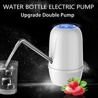 Wasser Dispensador De Agua Fria Electrico Embotellada Trinkwasser In Flaschen Dispenser Tap Elektrische Dual Pumpen Wasserhahn Für Flasche-in Wasserspender aus Haushaltsgeräte bei
