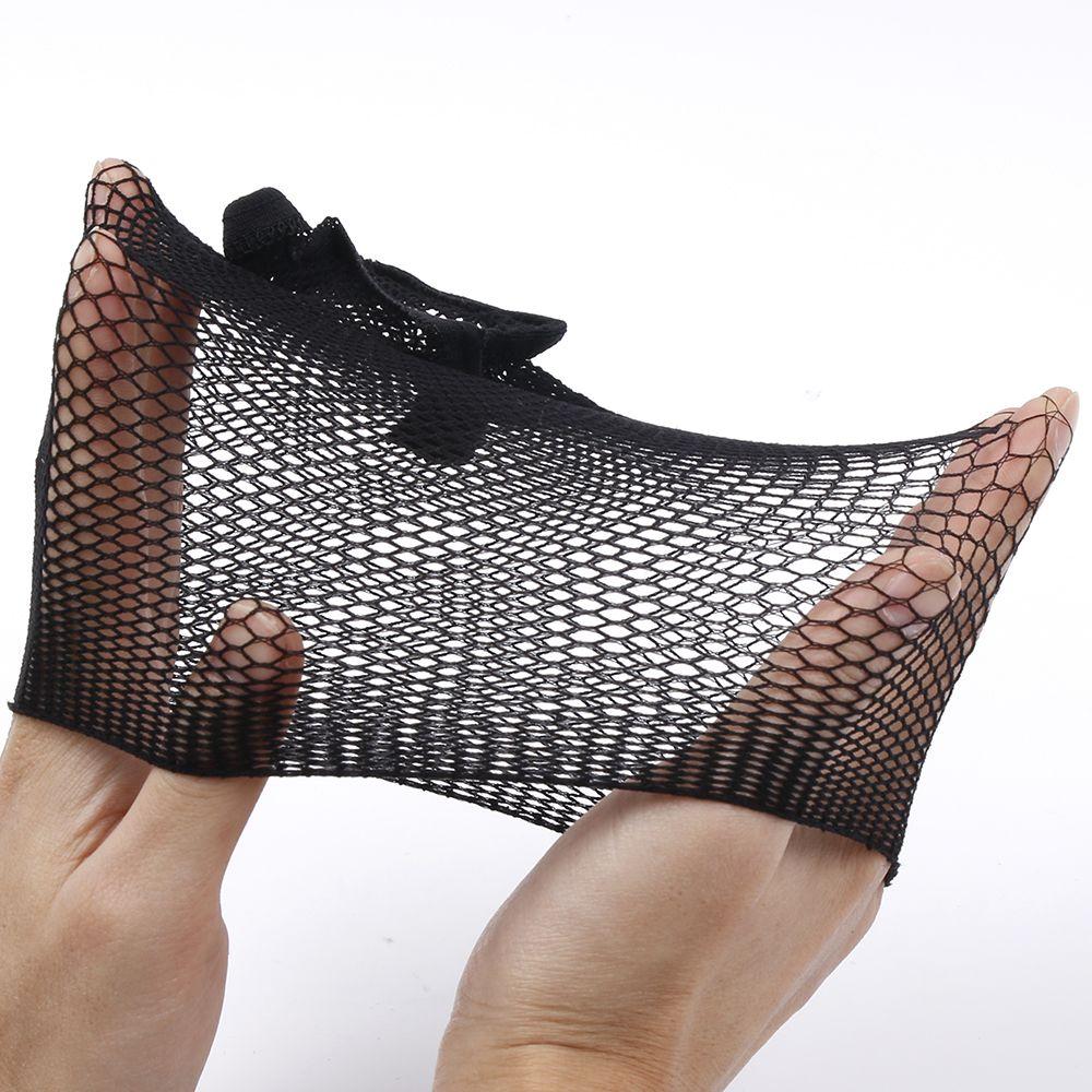New Fashion Hairnets Mesh Weaving Wig Hair Net, Cool Mesh Weaving Cap With Elastic Invisible Nylon Hair Nets 70