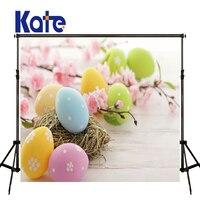 200cm 150cm Easter Photography Backdrops Nest Egg Flowers Photo Background Easter Sunday ZJ