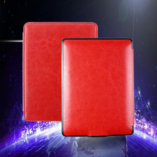 Flip book cover case for Amazon Kindle 4 Kindle 5 D01100