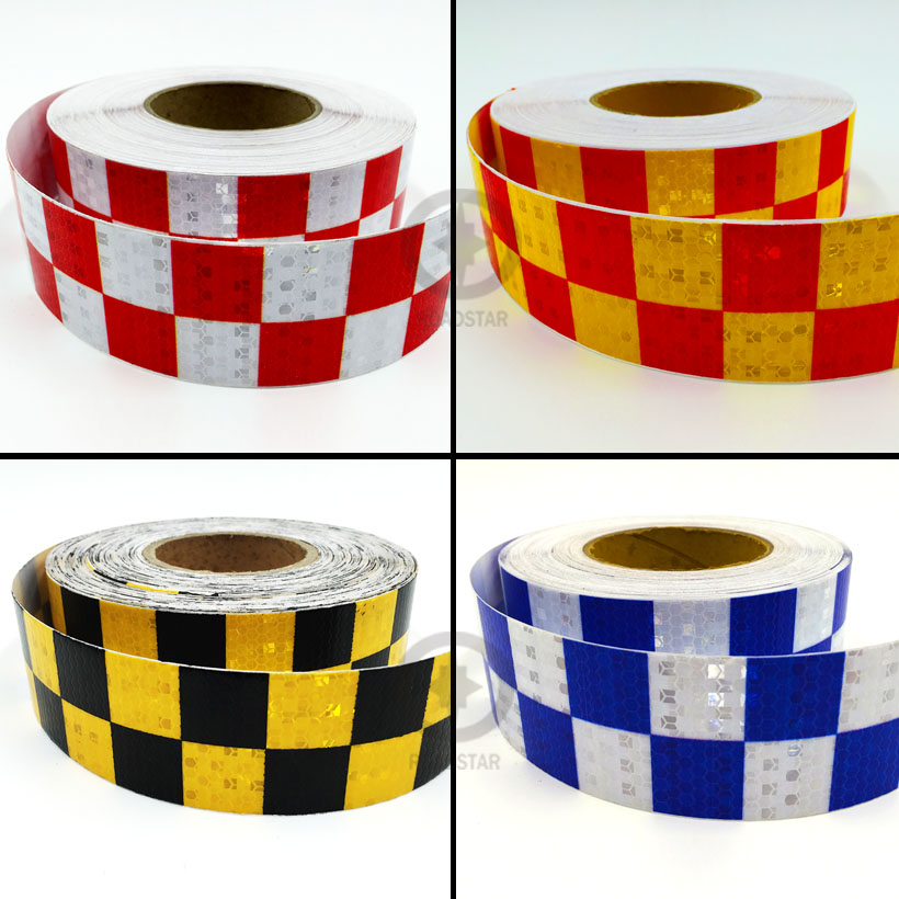 5cmx30m  Reflective Adhesive Tape for Car-Styling Safety Warning Conspicuity Roll