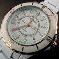 2015 New CURREN Luxury Fashion Rose Gold Watch Full Steel Analog Quartz Watch Women business Dress Wrist Watches relojes relogio
