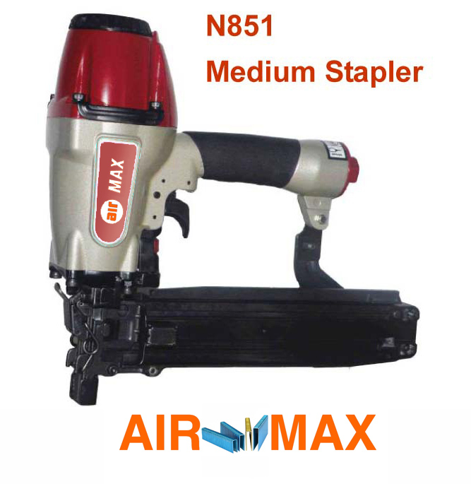 1/2 inch Heavy Wire Industry Air Stapler Gun N851 (not include the customs tax) improved quality spring balancer for hanging wrench screwdriver tools not include the custom tax