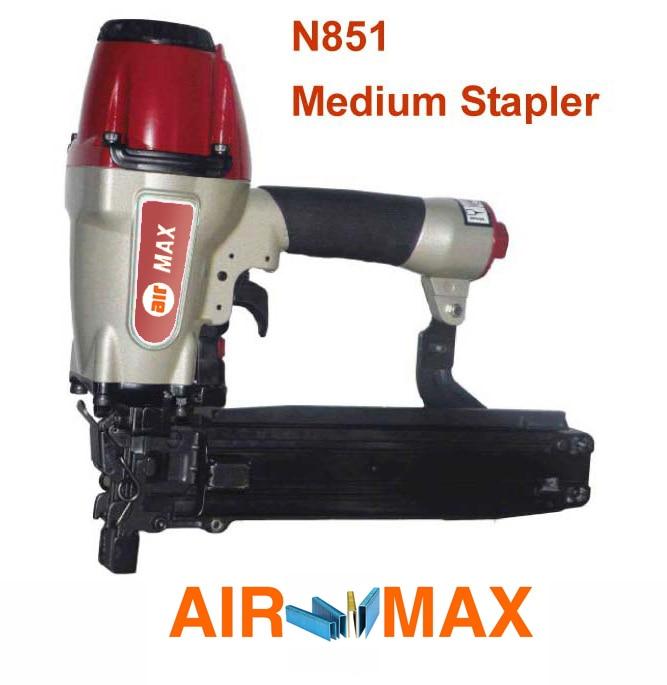 купить 1/2 inch Heavy Wire Industry Air Stapler Gun N851 (not include the customs tax) по цене 5317.8 рублей