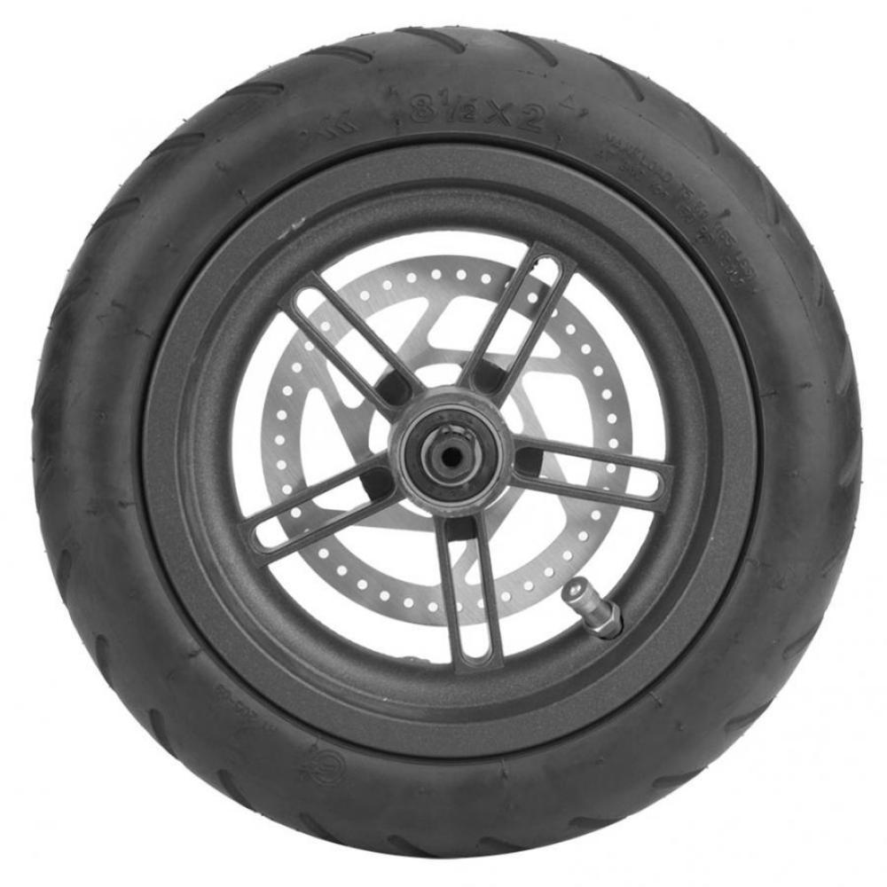 Roue arrière pneumatique de frein à disque de pneu de Scooter électrique pour des pièces de Scooter de Xiaomi M365 accessoires de remplacement