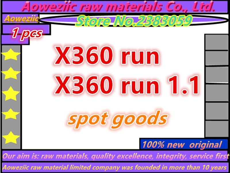 Free Delivery 1pcs X360 Run X360run X360RUN Pulse IC 96M Crystal / X360run1.1 X360run 1.1 X360RUN V1.1 Pulse IC Self-Made Chip