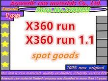 Livraison gratuite 1 pièces X360 run X360run X360RUN impulsion IC 96M cristal X360run1.1 X360run 1.1 X360RUN 1.1 impulsion IC puce auto faite