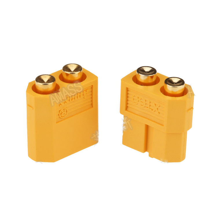 Original Genuine AMASS XT60 Plug PCB Dedicated Male Female XT60 P Connector for Board T plug Connection Amass XT60PB Parts & Accessories  - AliExpress