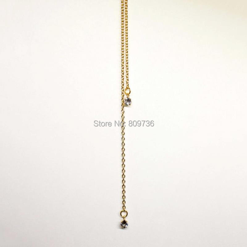HTB1Kw5HKpXXXXauXVXXq6xXFXXXq Hot Long Back Golden Chain Necklace For Women