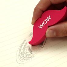1 шт. Kawaii корейский японский борода M & g конфеты Цветной карандаш ластики коррекции школа офиса канцелярские черный