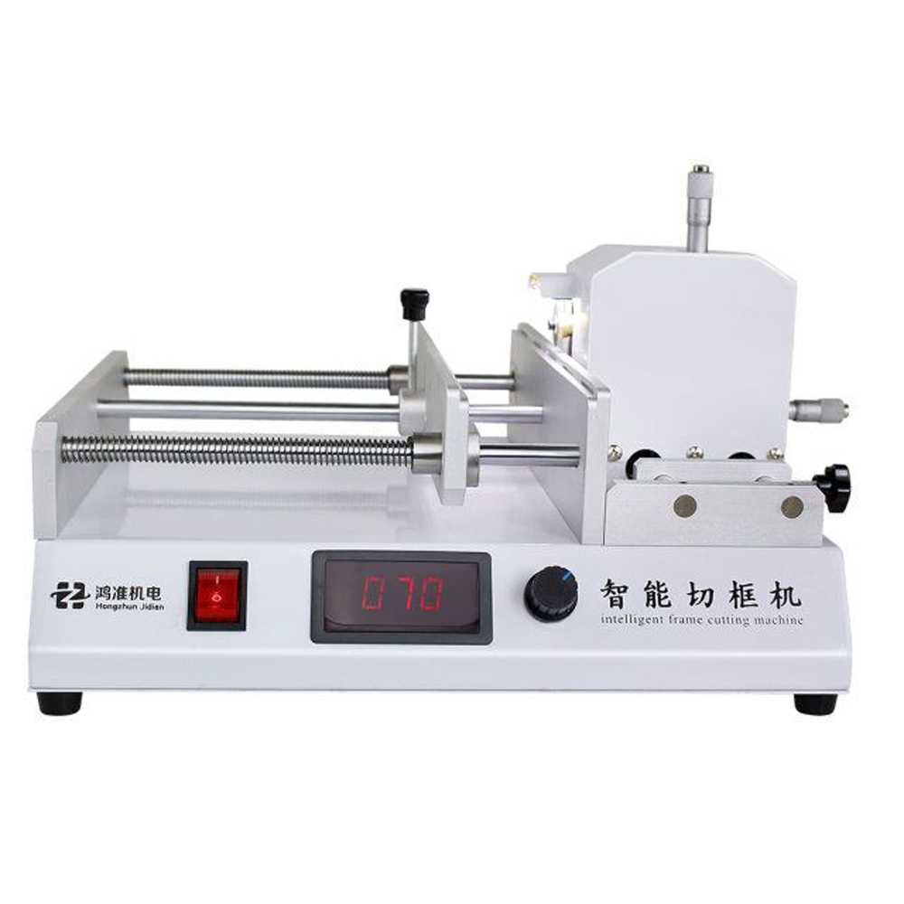 Laser Cutting Frame Machine For Tempered Glass Different Mobile Phone Screen Protector Cutting Screen Repair Refurbished