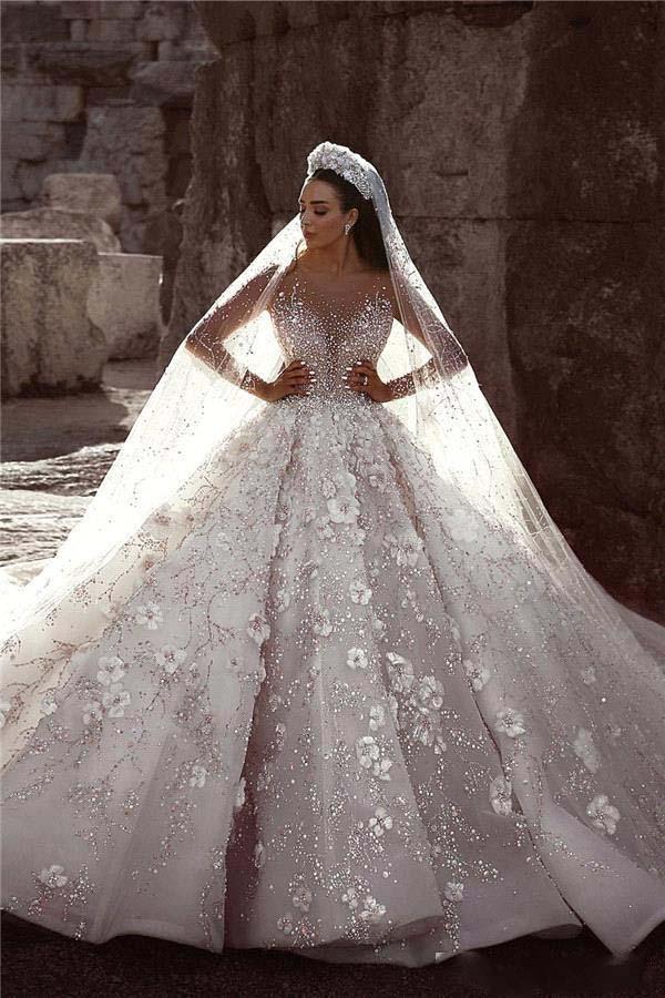 Glamorous Luxury Dubai Arabic Wedding