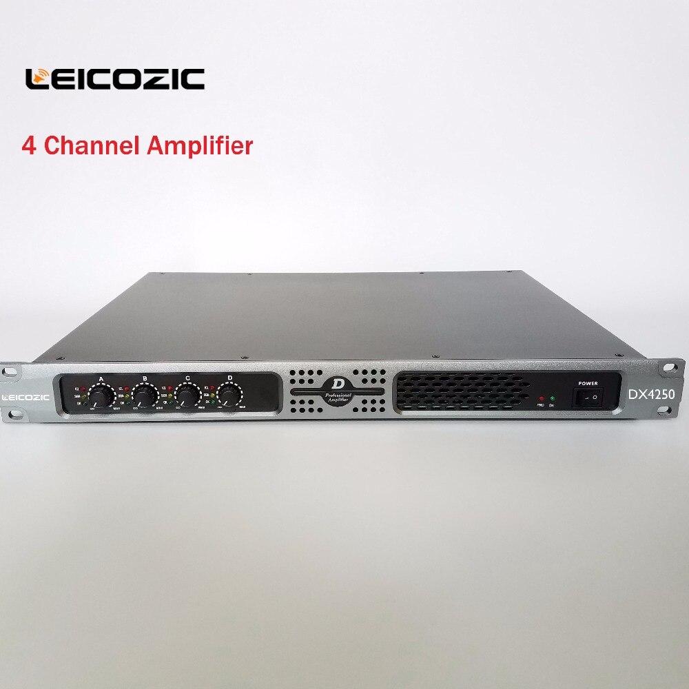 Dt2650 Digital Amplifier 650w X2 Rms Power Amp 1u Professional 200 Watts Super Bridge Amplifiers Leicozic 800w 2 Dx4250 4 Channel Amps Class D