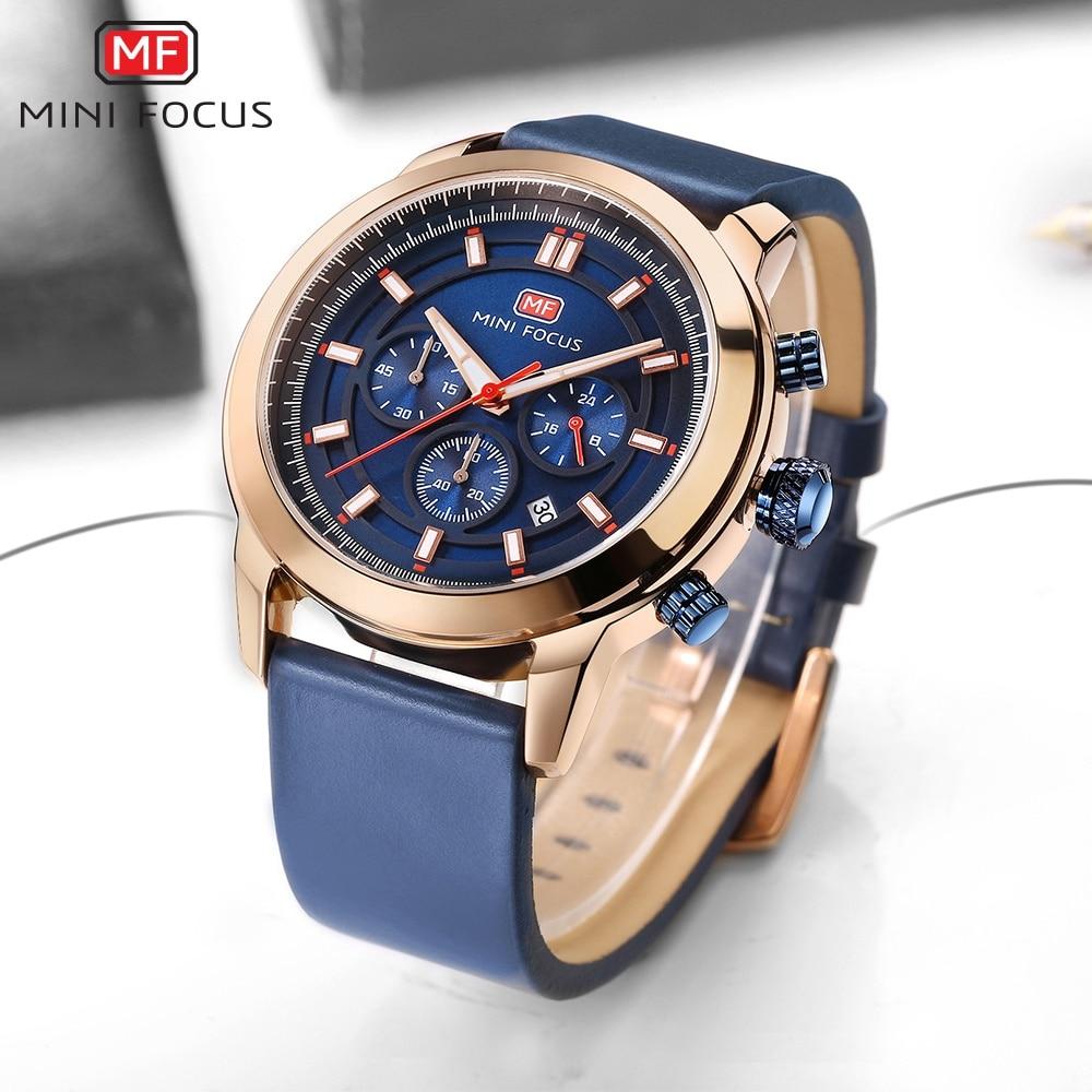 c004347282f Relógios de Quartzo luxo famoso relógio masculino relógio Modelo Número    Mf0112g.04