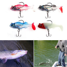 Fishing Lures Paillette Fish Hook Soft Baits Carp Crank Crankbaits Tackle Hooks