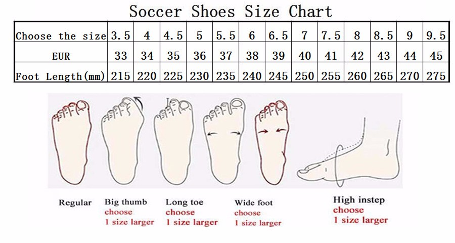 High Ankle Soccer Shoes Football Boots Kids AG HG TF botas de futbol New superfly cleats voetbalschoenen chaussure foot  5_