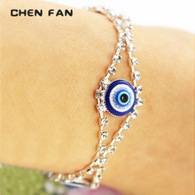 womens bracelets for women femme Fashion jewelry accessory ladies evil eye with gift lover