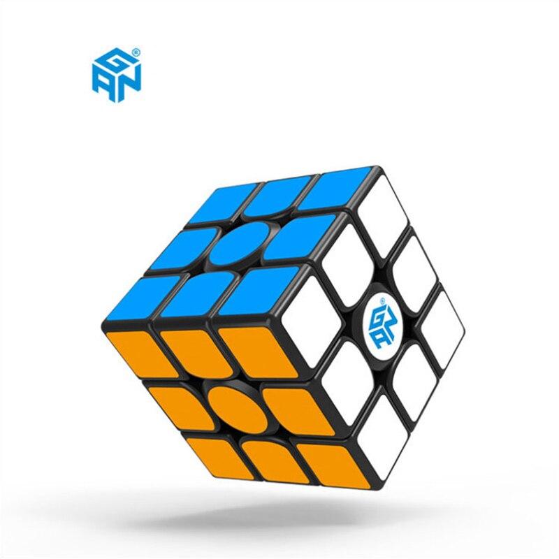 Nouveauté GAN 356AIR M puzzle magnétique cube Professionnel Cube Magique Lisse Gans 3x3x3 Vitesse Cube Twist jouets éducatifs