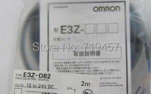 Image 1 - משלוח חינם 10 יח\חבילה E3Z D82 2 M מתג הפוטואלקטרי
