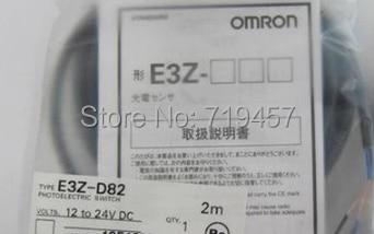 משלוח חינם 10 יח\חבילה E3Z D82 2 M מתג הפוטואלקטרי