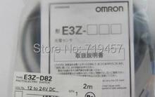FREE SHIPPING 10PCS/LOT E3Z D82 2M photoelectric switch