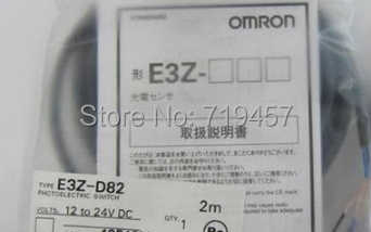 FREE SHIPPING 10PCS/LOT E3Z-D82 2M photoelectric switch - DISCOUNT ITEM  6% OFF All Category
