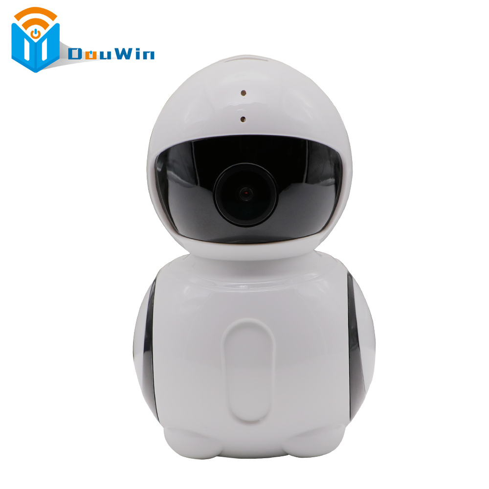1080P Wireless Baby Monitor Wifi HD IR 2MP Intelligent Alerts Night vision Intercom P2P Video Babyfoon Security Smart IP Camera