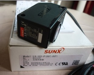 NEW SUNX  Digital Mark Sensor  LX-101-P   PNP OUTPUT dhl ems 5 sests 1pc new sunx sensor pm2 lh10 pm2lh10