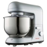 220V 1000W Electric Dough Mixer Professional Eggs Blender 5L Kitchen Stand Food Mixer Milkshake Cake Mixer