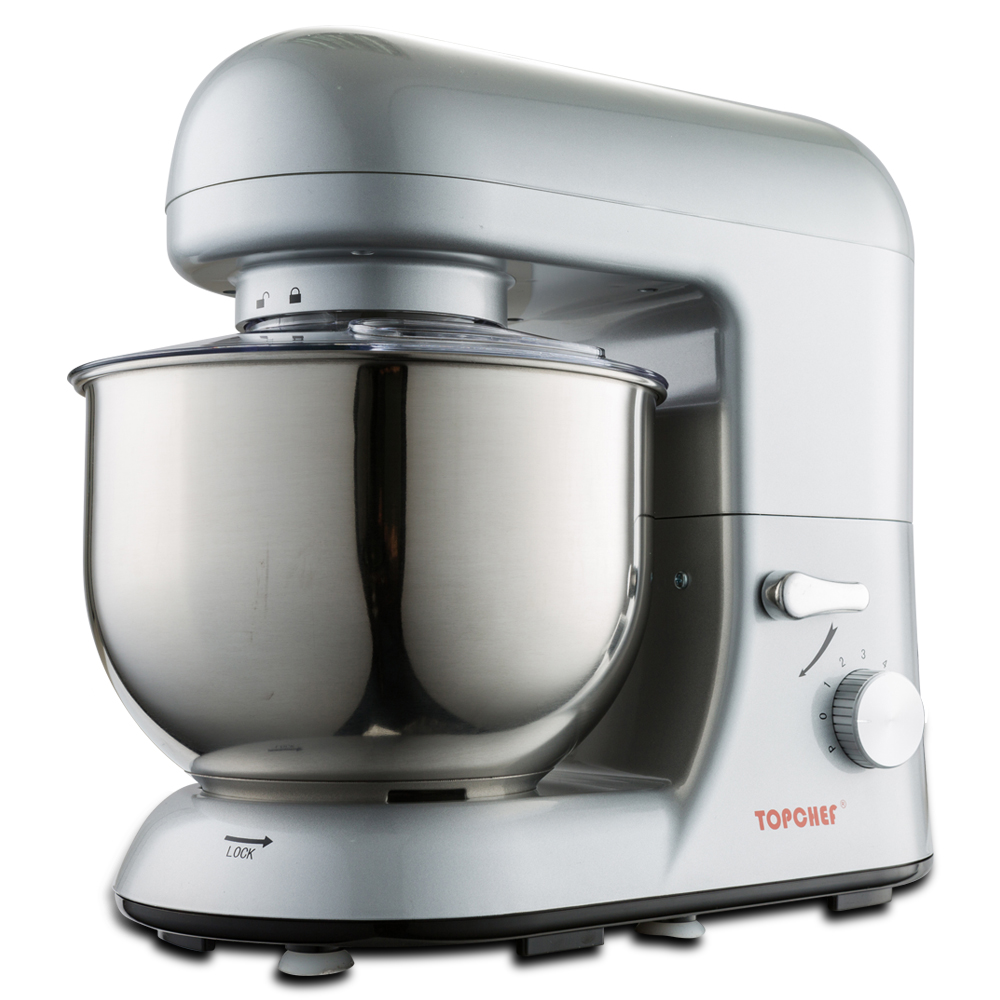 220 v/1000 w Électrique Pâte Mélangeur Professionnel Oeufs Mélangeur 5L Cuisine Stand Mixer Milk-Shake/Gâteau Mélangeur pétrissage Machine