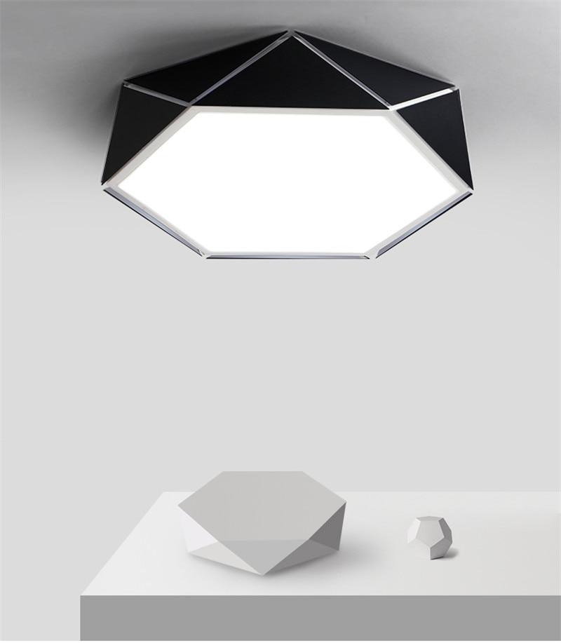 Geometry ceiling light (12)