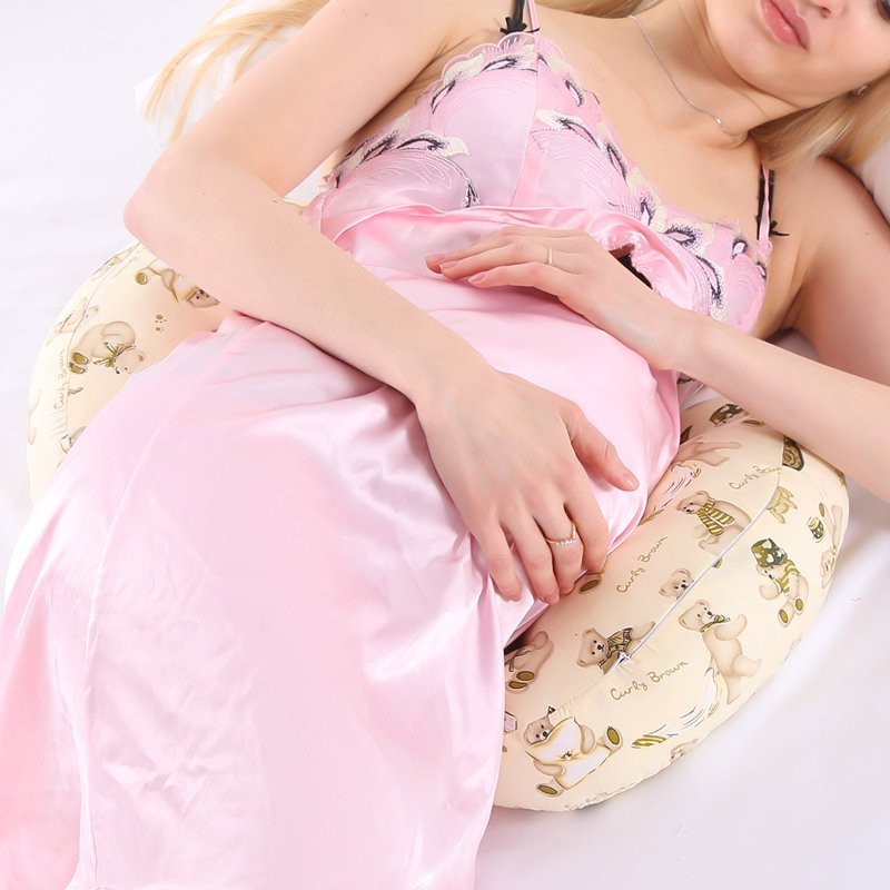 Cheap Pregnant Women Sleeping Pillow Pregnancy Pillow for