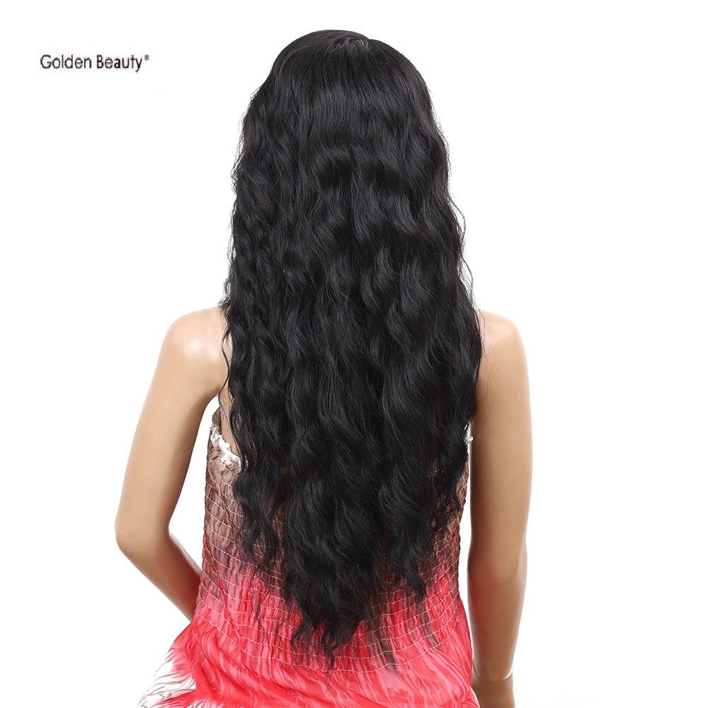 Πλευρικά τμήματα Περούκες Ανθεκτική - Συνθετικά μαλλιά - Φωτογραφία 3