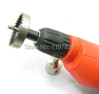 Free shipping 38mm hss metal plate opener drill bits core bits for Stainles steel less 2mm and iron thin soft metal plastic free shipping of 19mm hss metal plate opener drill bits core bits for stainles steel less 2mm and iron thin soft metal plastic