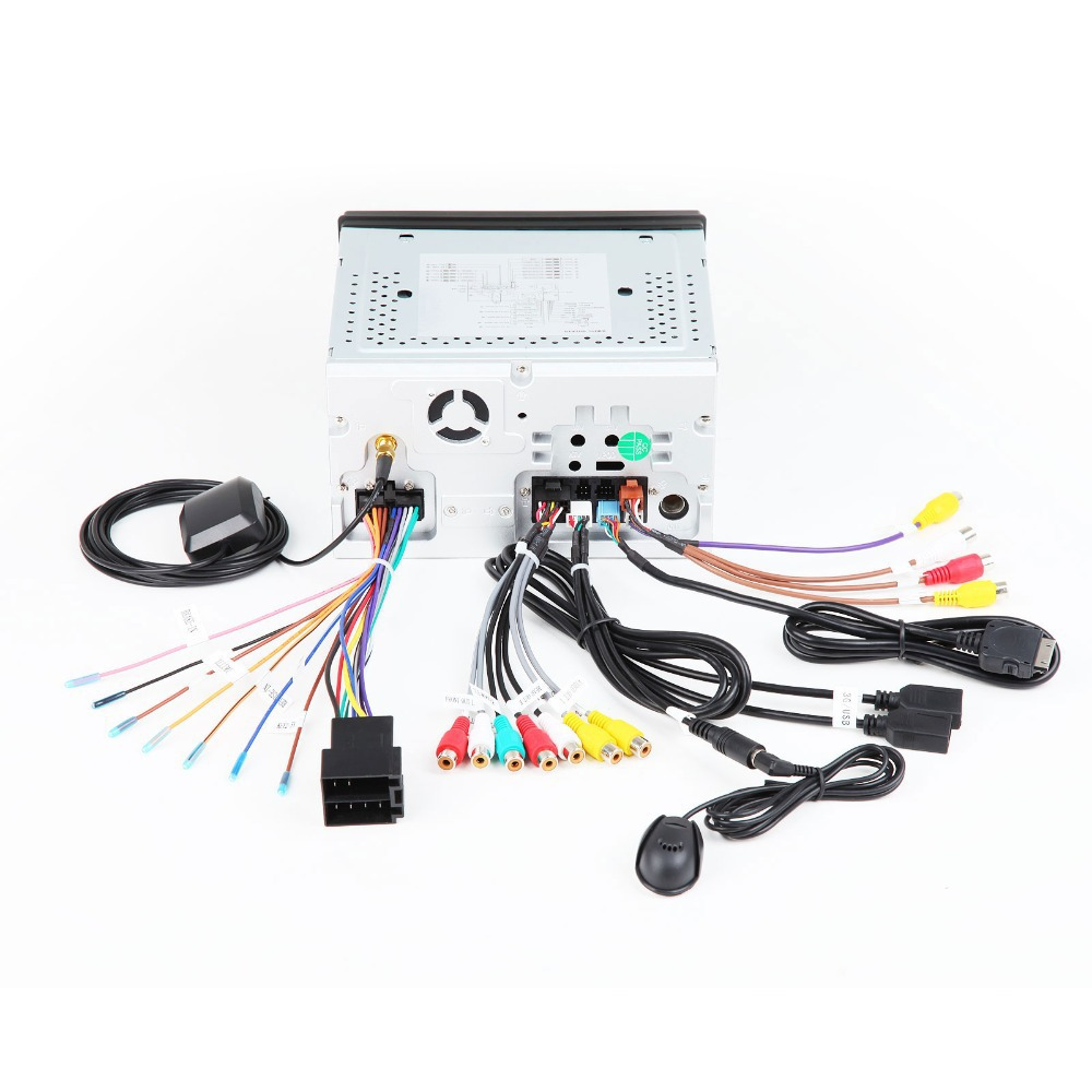Eonon Double Din Wire Diagram Color Schematic Diagrams D5150 Wiring Autoradio Gps 2 Car Dvd Radio G2110f 6 Hd Android