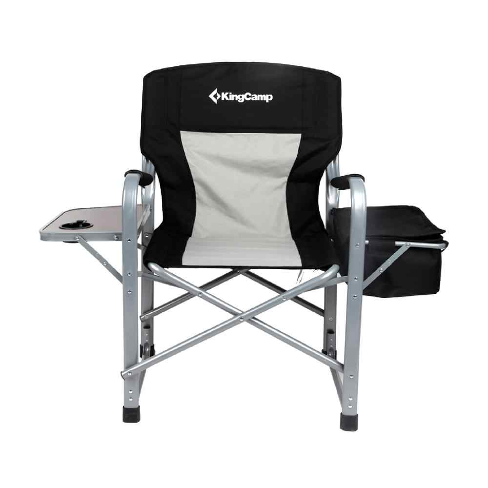 Kingcamp Portable Heavy Duty Comfort Folding Camping Chair
