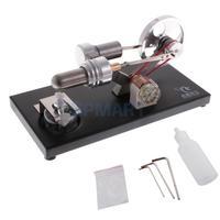 Stirling Engine Car Model Stirling Motor Model Educational Toy Kits QX FD 05 M