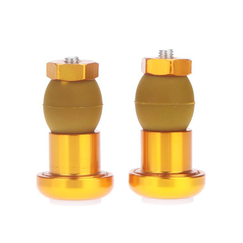 Хорошее дело 1 пара велосипед светодиодный сигнал поворота свет безопасности Велоспорт велосипед руль лампа фонарик Алюминий сплав золота ...