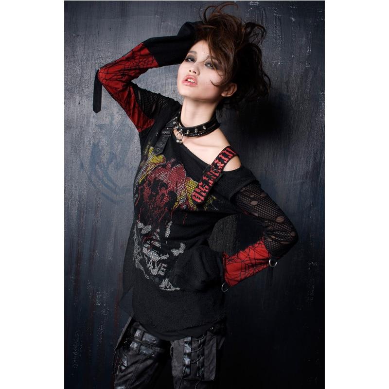 पंक रवे वुमेन्स गॉथिक - महिलाओं के कपड़े